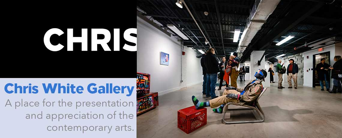 Chris White Gallery, Wilmington, Delaware